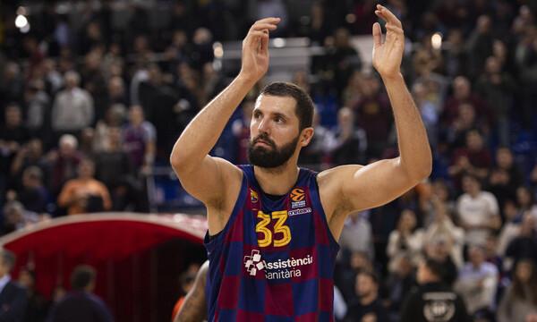 MVP ο Μίροτιτς