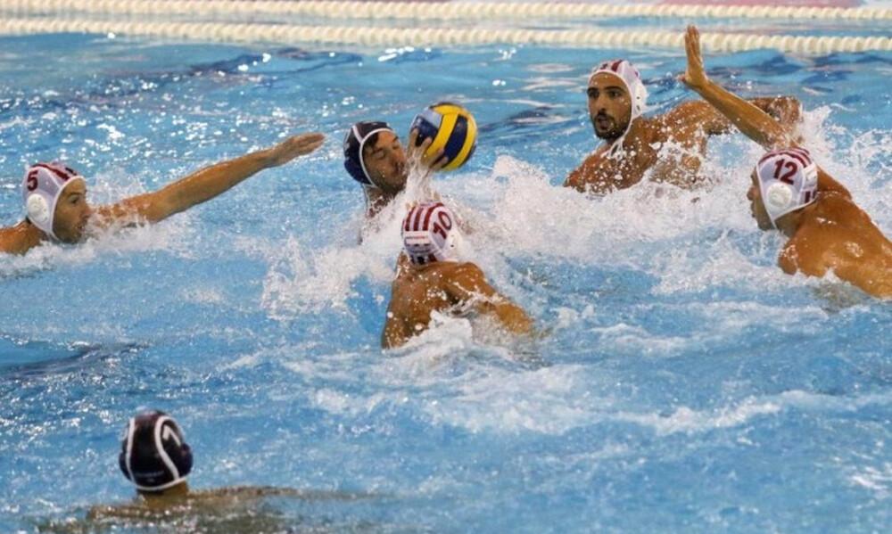 Νέα… παρανομία του Ολυμπιακού στην επανέναρξη της Α1 πόλο ανδρών