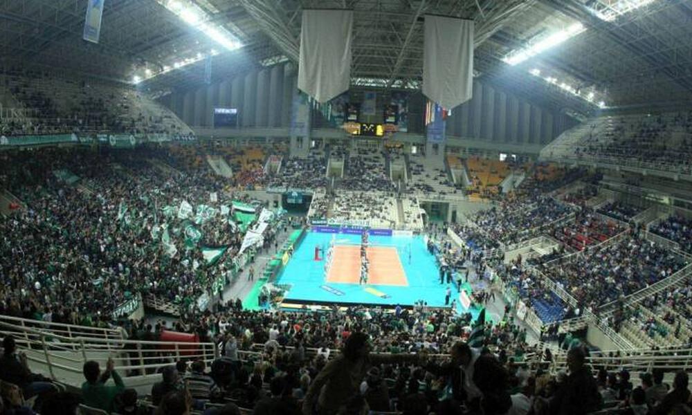 Κυριακή 28 Ιουνίου στρώνεται το τάραφλεξ στο ΟΑΚΑ για τα play off της Volley League