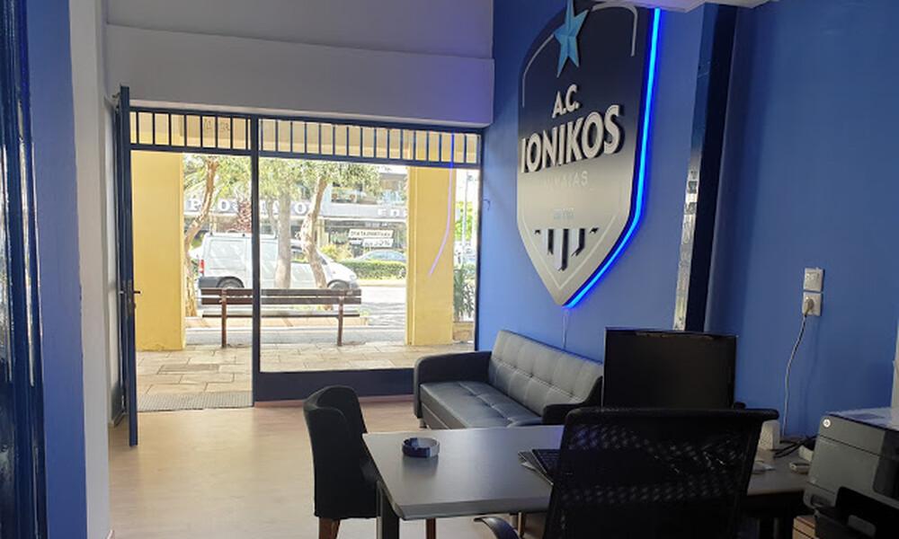 Τα νέα γραφεία του Ερασιτέχνη Ιωνικού (photos)