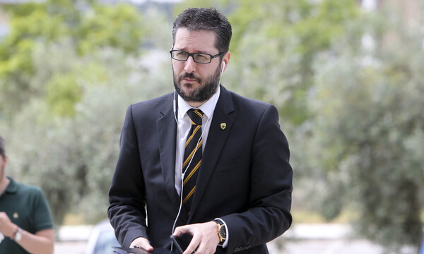 Χήνας: «Ο Αγγελόπουλος λειτουργεί ως... οπαδός, μοναδική ευκαιρία να αλλάξει επίπεδο η ΑΕΚ» (audio)
