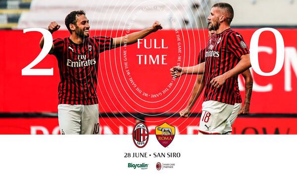Serie A: Νίκη... Ευρώπης για τη Μίλαν (video)