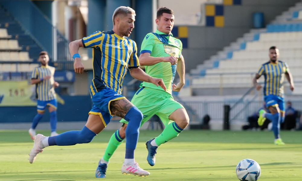 Super League: Η βαθμολογία των πλέι άουτ μετά το ματς στο Αγρίνιο (photos)