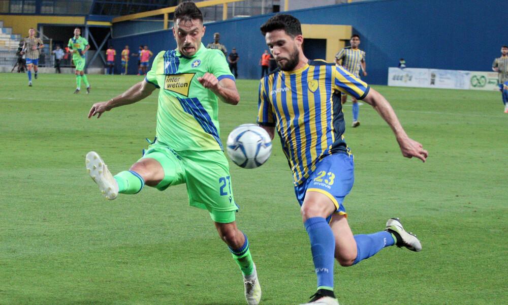 Παναιτωλικός-Αστέρας Τρίπολης 1-1: Τα στιγμιότυπα από το Αγρίνιο (photos+video)