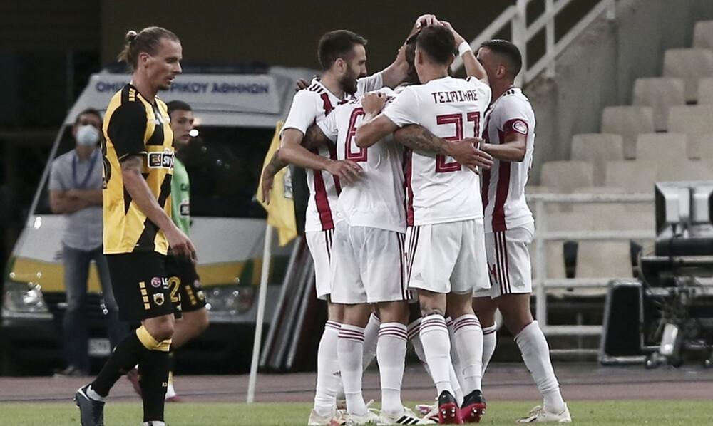 AEK-Ολυμπιακός: Η απόλυτη εικόνα της κιτρινόμαυρης απόγνωσης  (photo)