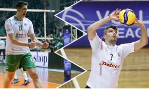 ΠΑΟΚ-Παναθηναϊκός: Πρώτη «μάχη» Πελεκούδα-Φιλίποφ στο Onsports! (photos)