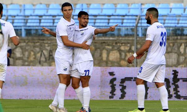 Ρόμανιτς-Αραβίδης: «Μπορούσαμε να τερματίσουμε ψηλότερα»