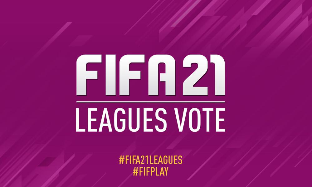 Βάλε τη Super League στο FIFA 2021! (video+photos)