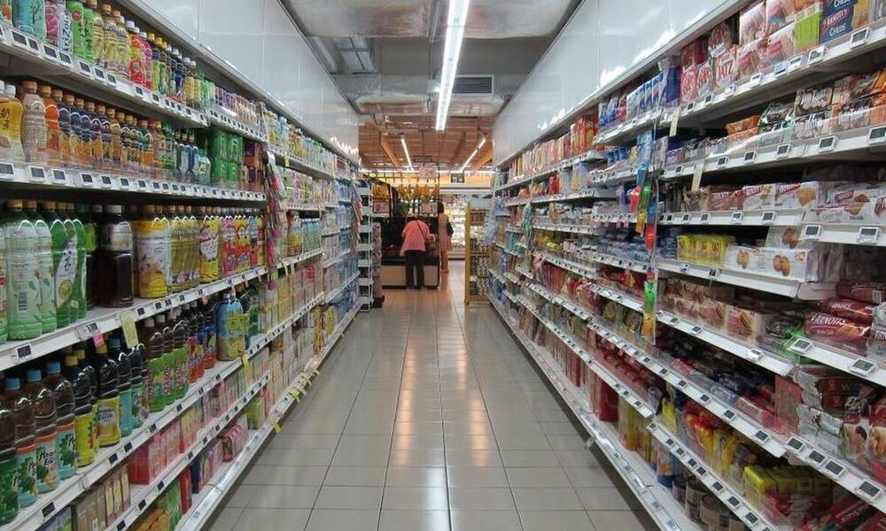 Κορονοϊός: Στο supermarket ξόδεψαν όλα τους τα λεφτά τον Απρίλιο οι Έλληνες
