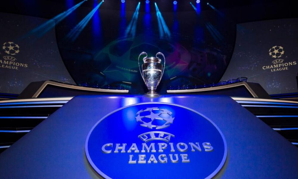 UEFA: Κανένα plan B για το Champions League
