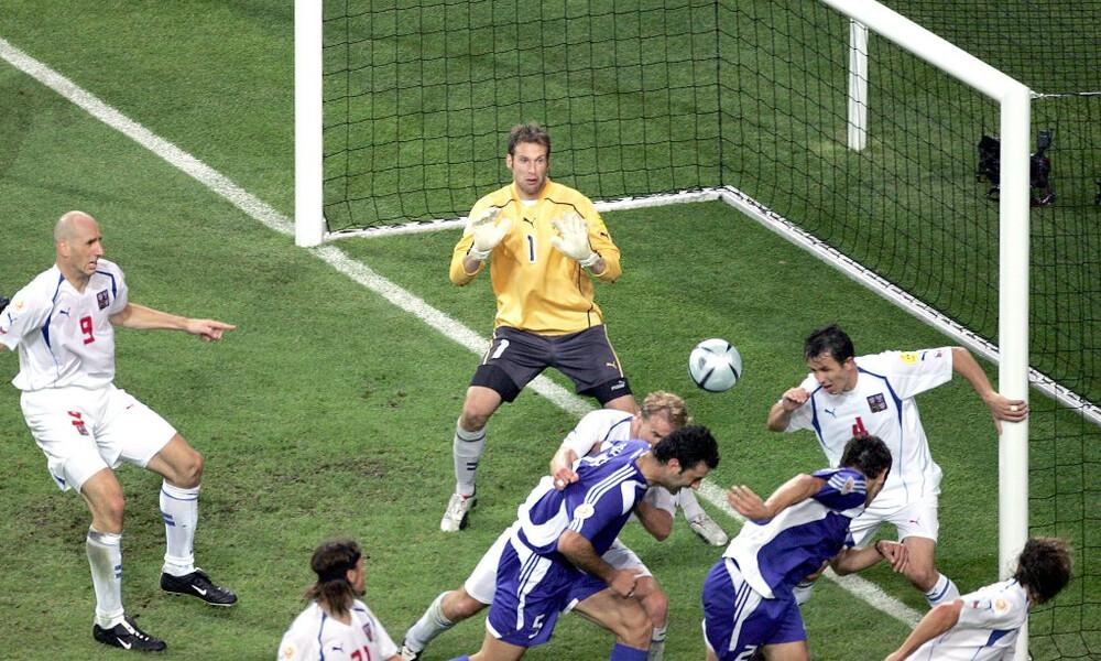 Ελλάδα-Τσεχία 1-0: Γκολ ο Δέλλας και φύγαμε για τελικό (photos+video)