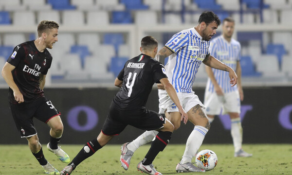 Serie A: Σώθηκε στο νήμα η Μίλαν (videos)