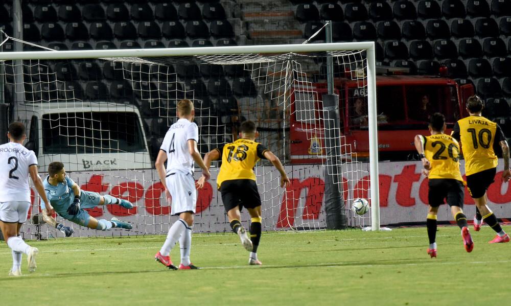 ΠΑΟΚ - ΑΕΚ 0-2: Τα Highlights από την Τούμπα (video+photos)