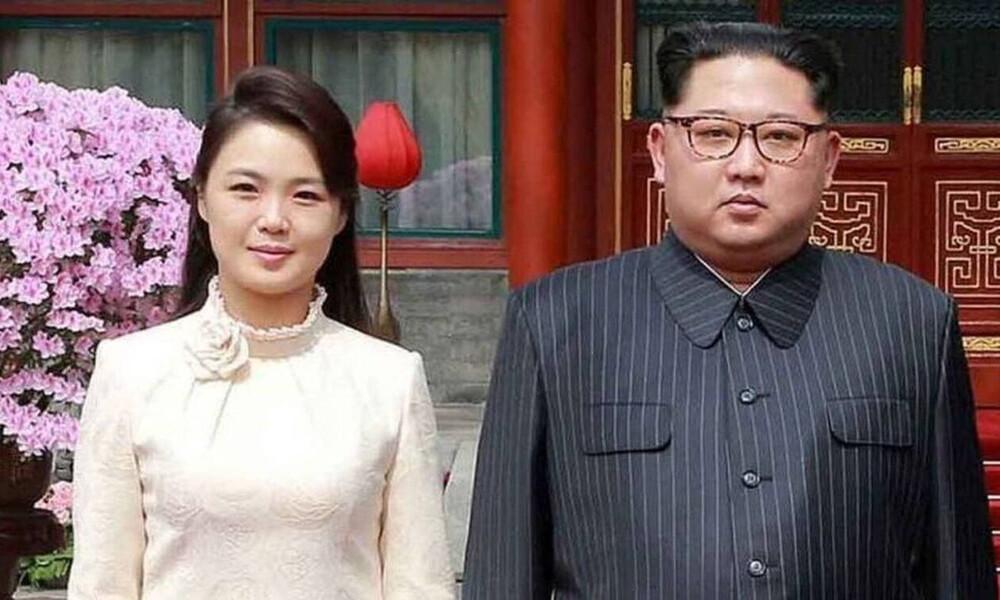 Κιμ Γιονγκ Ουν: Διέρρευσαν οι «hot» φωτό της συζύγου του που… έπεσαν από τον ουρανό