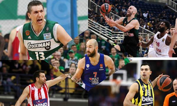 Euroleague: Ελληνική κυριαρχία στους κορυφαίους των ασίστ (video)