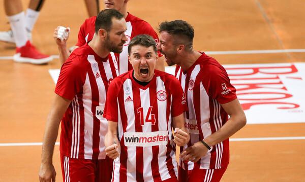 Φοίνικας-Ολυμπιακός 0-3: Με περίπατο η ισοφάριση, όλα για όλα το Σάββατο (photos)