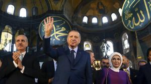 Αλέξανδρος Δρίβας για Αγία Σοφία: Η Τουρκία είναι εξαιρετικά καλή στα ταχυδαχτυλουργικά