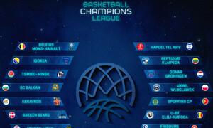 Champions League-Στους ομίλους ΑΕΚ και Περιστέρι, στα προκριματικά ο Ηρακλής (photos)