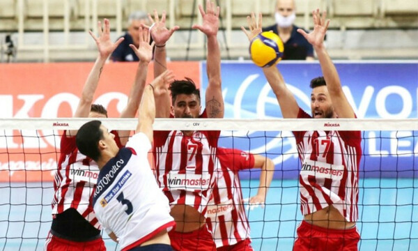 Ολυμπιακός-Φοίνικας Σύρου: «Ματς μπολ» για την πρόκριση