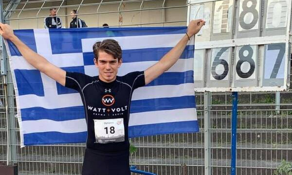 Στίβος-ΑμεΑ: Παγκόσμιο ρεκόρ ο Μαλακόπουλος στο Βερολίνο!