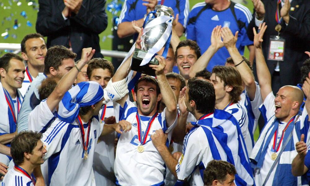 Euro 2004: Ο Γιώργος Καραγκούνης στο «OnSports FM» (audio)