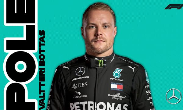 Formula 1: Ο Μπότας την pole position στην Αυστρία (photos)