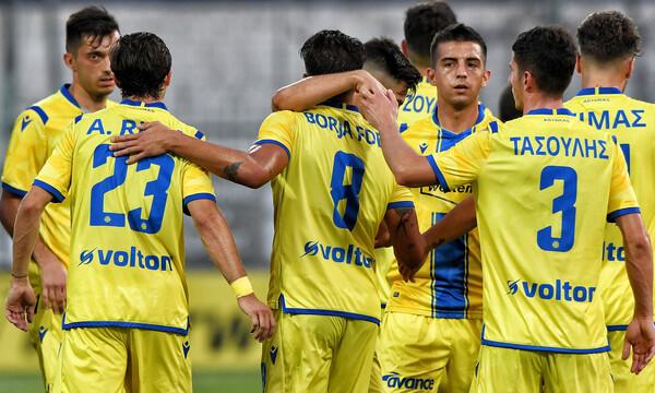 Super League: Η βαθμολογία των πλέι άουτ μετά το ματς στην Τρίπολη (photos)