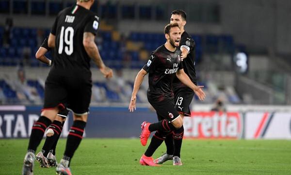 Serie A: «Δώρο» της Μίλαν στην Γιουβέντους (video)