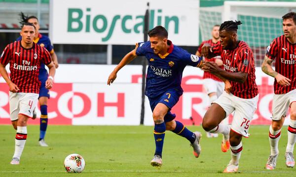 Ρόμα: Οργή οπαδών κατά διοίκησης και παικτών (photos)