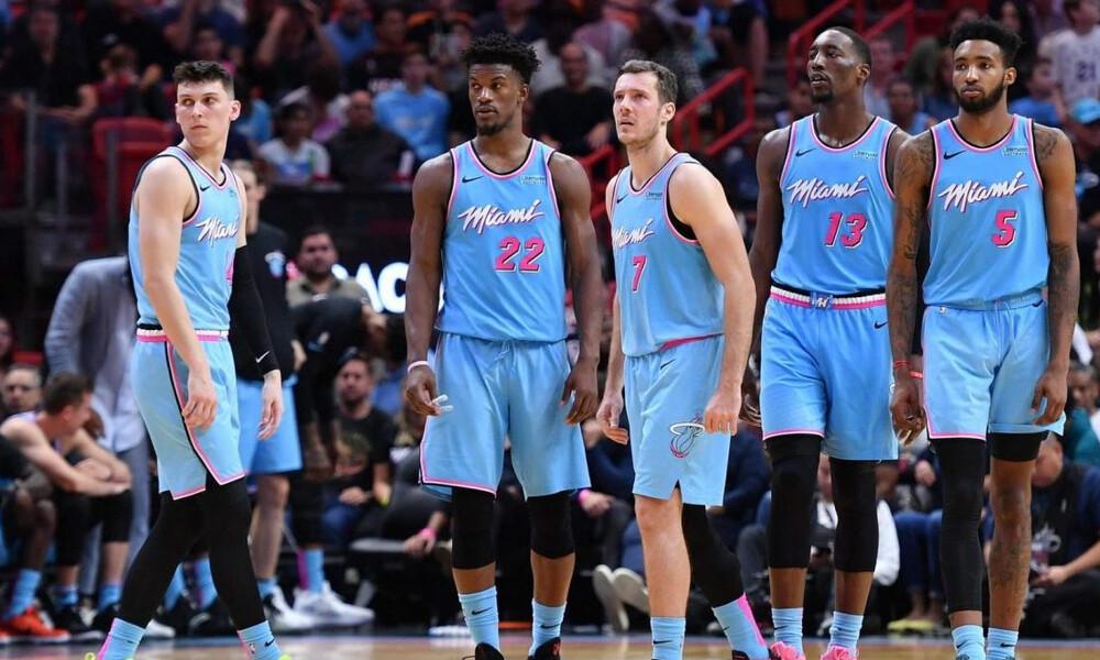 NBA: Τρίτος παίκτης των Μαϊάμι Χιτ με κορονοϊό