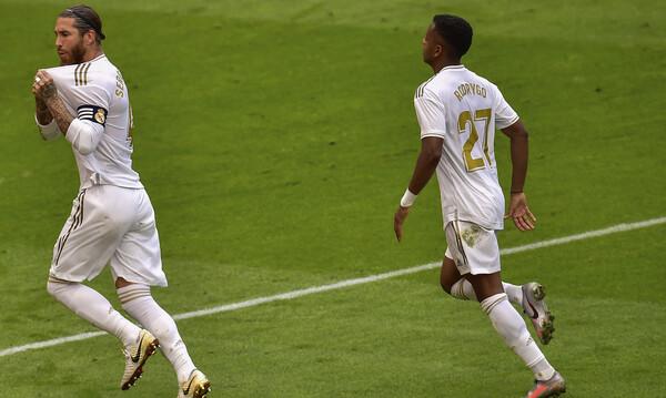 La Liga: Τον «χαβά» του ο Ράμος και ακάθεκτη η Ρεάλ Μαδρίτης (video)