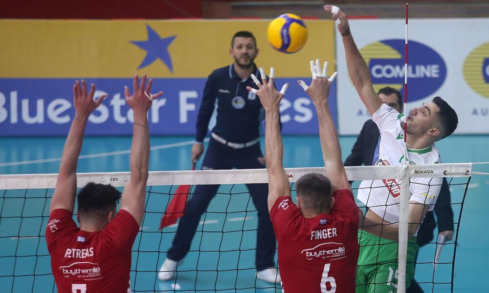 Ολυμπιακός - Παναθηναϊκός: Το πρόγραμμα των τελικών της Volley League