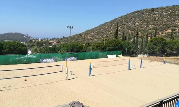 Τουρνουά beach volley με 3 κατηγορίες στο Anima Club στην Ανάβυσσο