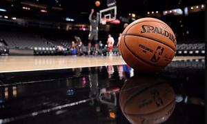 NBA: Έτοιμα τα προπονητικά γήπεδα στο Ορλάντο (photos)