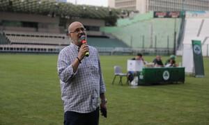 Νέα διοίκηση στον Παναθηναϊκό Αθλητικό Όμιλο (video+photos)