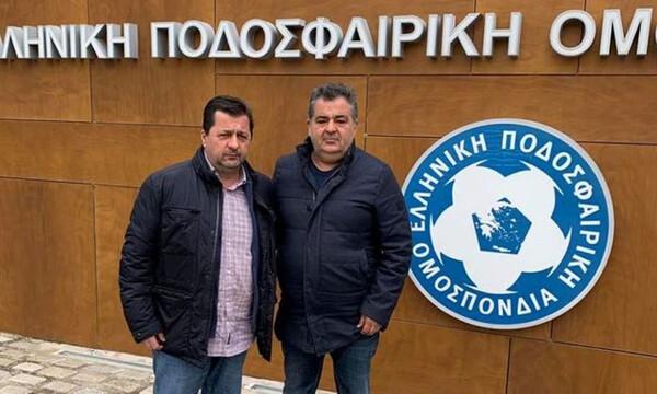 Καμπουράκης: «Θέλουμε Super League 2 δύο ομίλων, αλλά με εγγυήσεις»