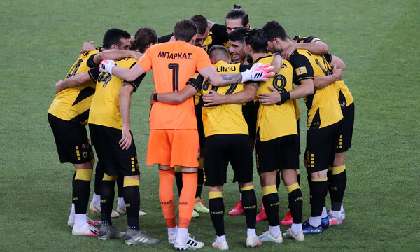 AEK: Η νίκη κόντρα στον ΟΦΗ που τη φέρνει κόντά στα «αστέρια» (video+photos)
