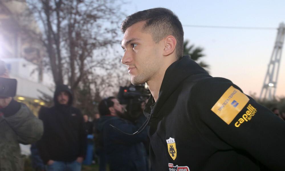 Σαμπανάτζοβιτς: «Δεν έχει κριθεί η 2η θέση»