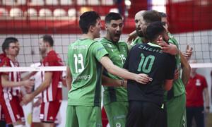 Ολυμπιακός - Παναθηναϊκός 0-3: «Πράσινο» κάρφωμα για τον τίτλο στου Ρέντη! (videos+photos)