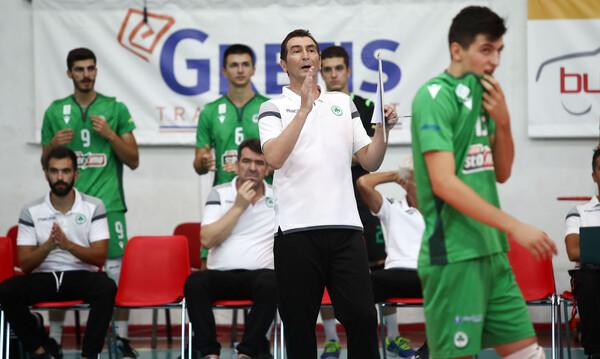 Ανδρεόπουλος: «Ν' αγκαλιάσει ο κόσμος αυτή την ομάδα» (video)