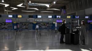 Κατέρρευσε η κίνηση στα ελληνικά αεροδρόμια – Η εικόνα τον Ιούνιο και το εξάμηνο