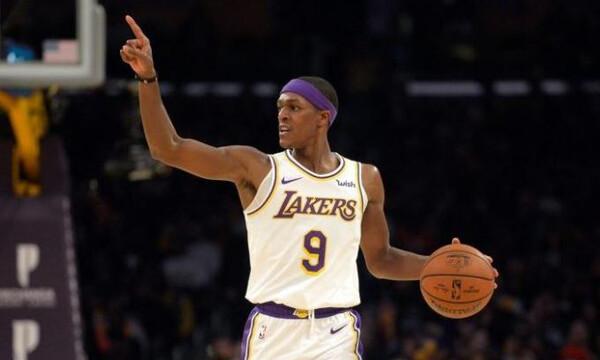 NBA: Το έριξε στην πυγμαχία ο Ρόντο (video)