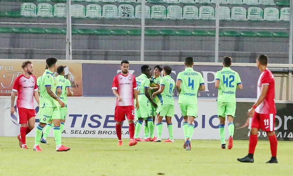 Ξάνθη-Αστέρας Τρίπολης 1-2: Έχασε και κινδυνεύει η Ξάνθη (photos+videos)