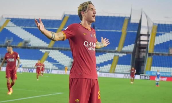 Serie A: «Καθάρισε» στο β΄ μέρος η Ρόμα (videos)