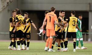 Παναθηναϊκός-ΑΕΚ 1-3: Τα γκολ και τα highlights (video)