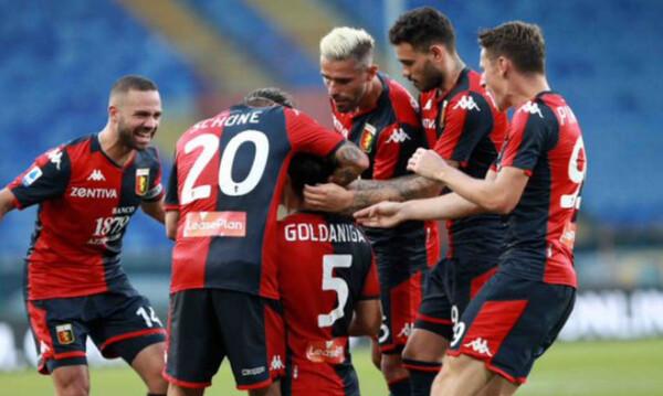 Serie A: Ελπίζει στη σωτηρία της η Τζένοα (videos)