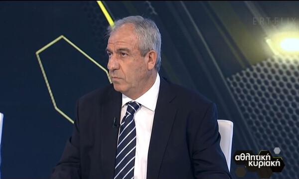 Βαρούχας: «Σωστά ακυρώθηκε το γκολ του Χασάν» (video+photos)