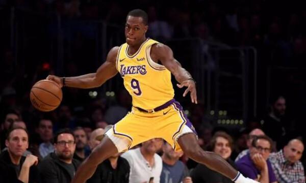 NBA: Σοκ με Ρόντο στους Λέικερς (video)