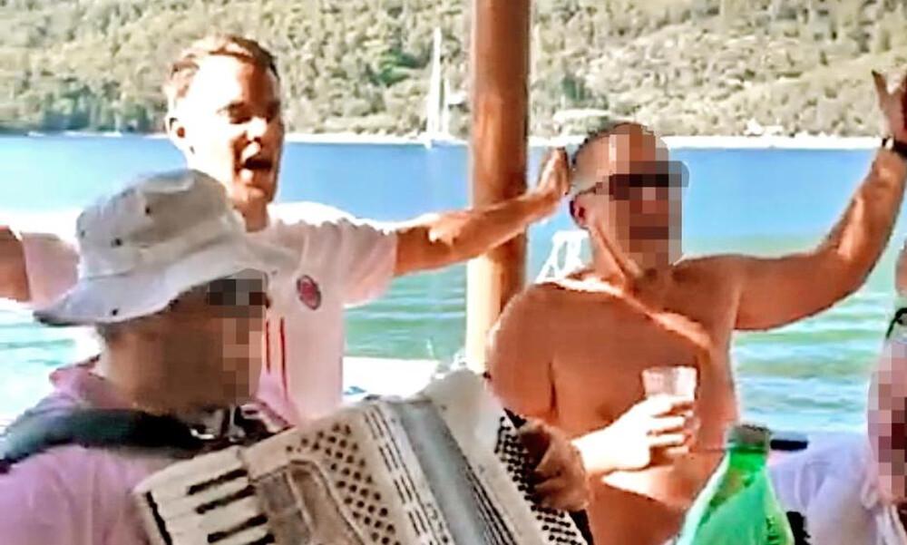 Γερμανία: Η Bild παρουσιάζει τον Νόιερ να λέει ακραίο εθνικιστικό τραγούδι στις διακοπές του (video)