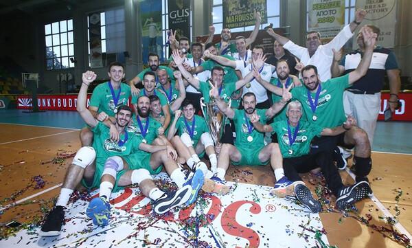 Το «πράσινο» γλέντι των παικτών του Παναθηναϊκού στα social media(videos+photos)!